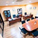 Despacho de dirección y coordinación de RCM FORMACIÓN