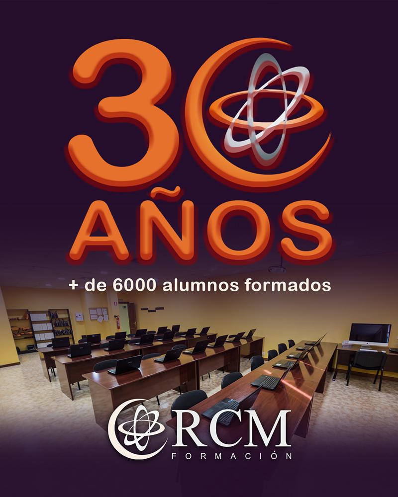 30 aniversario de RCM FORMACIÓN EN PALENCIA