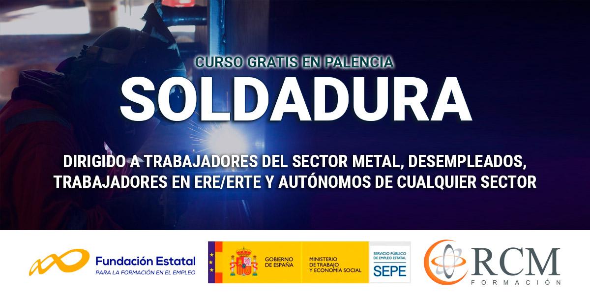 curso de soldadura en Palencia