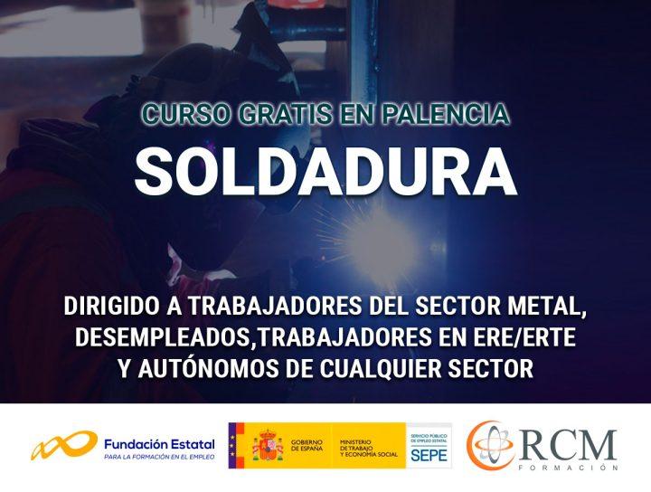 Curso en Palencia de Soldadura