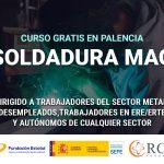Curso en Palencia de Soldadura MAG