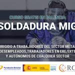 Curso de Soldadura MIG en Palencia