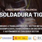 Curso en Palencia de Soldadura TIG